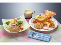 小学生低学年ご夕食(イメージ)
