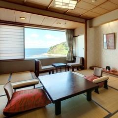 海が見える基本和室10畳◆お食事会場お任せ