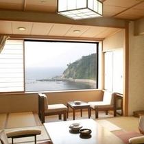 10畳和室の一例プラン用画像