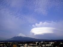 2012/01/22富士山
