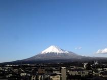 2013/02/16富士山