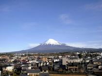 2011/01/02富士山