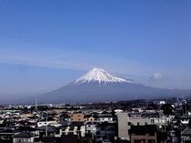 2013/01/09富士山