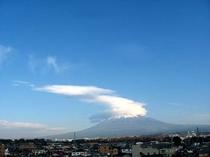 2010/12/20富士山