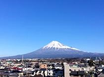 2013/12/25富士山