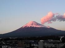 2012/11/15 今日の富士山