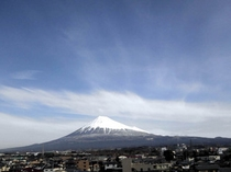 2012/03/01富士山