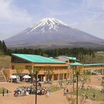 ■富士山こどもの国(お車で35分) 大自然の中でお子さまも大満足(^o^)