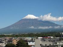 2009/10/27富士山