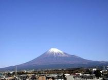 2011/12/12富士山
