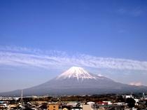 2011/01/24富士山