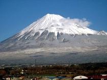 2008/02/04富士山