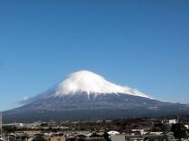 2013/01/28富士山