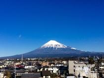 2017/01/24 今日の富士山