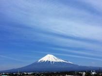 2017/03/05富士山