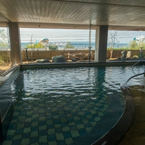 大浴場「汐の湯」