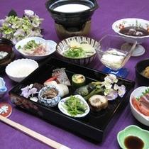 ■昼食プラン『花筏ミニ会席』