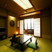 【客室】和室10畳 バス・トイレ付