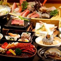 【料理】海鮮づくしプラン