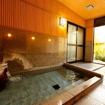 【温泉】男女別の浴室