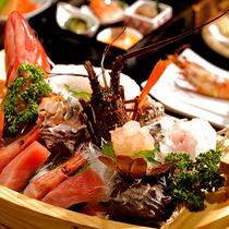 【料理】季節の海鮮料理 一例