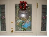 アリスグローブの玄関