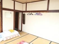 【禁煙】和室10畳(バス・トイレなし)