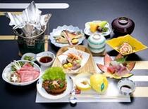 お食事の一例(会席料理)