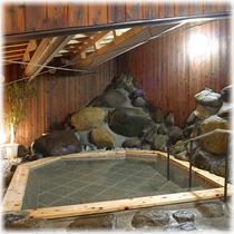 【源泉かけ流し温泉】 姫湯 檜風呂 めぐみの湯