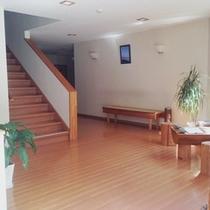 【部屋】1階ロビー