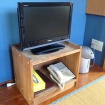 【部屋内】テレビ