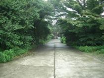 大胡温泉入口