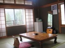 大自然満喫別館和室8畳間