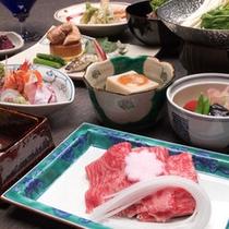 ☆滋賀美味会席料理コース