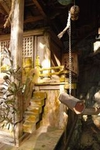 安居土居地区 神秘的でした☆氷室神社(氷室の道)4