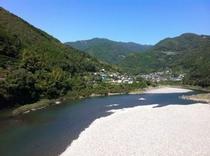 仁淀川フォト!いの町~仁淀川 鎌井田地区あたりはとても雰囲気もイイ