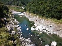 仁淀川フォト!いの町~仁淀川 透明度は増し、さらにきれいな仁淀川は続く