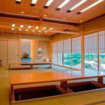 6階 日本料理『桂』 座敷