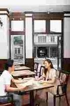 洋食レストラン「プレズィール」
