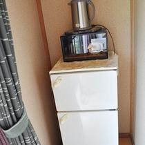 ■冷蔵庫もございます 101号室