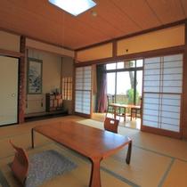 海側1F客室