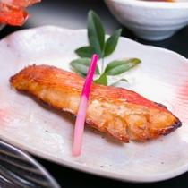 金目鯛味噌焼き