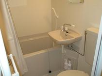 全室お風呂は温泉です