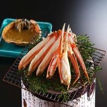 【松露亭のお食事】天然の食材を、味はもちろん目でもお楽しみ下さい。