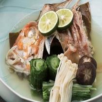 【春 料理一例】丹後ぐじ。京都・丹後を代表する春の味覚です