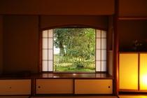 【龍燈の間・松琴の間】CMに使われたことで、龍燈の間はご年配の方に懐かしい景色です