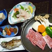 【特別料理(一例)】