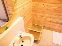 お風呂脱衣所
