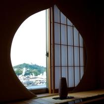 【部屋】お部屋からは湯けむりや別府湾が一望できます。