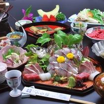【料理】ボリューム満点!和会席/料理イメージ